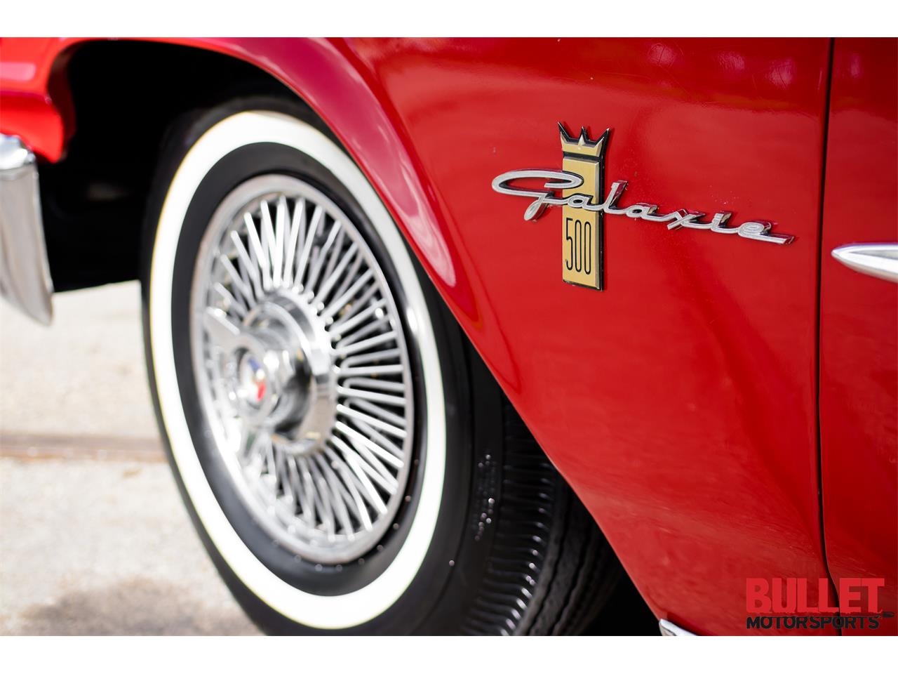 Large Picture of '63 Ford Galaxie located in Fort Lauderdale Florida - $17,950.00 Offered by Bullet Motorsports Inc - M69S