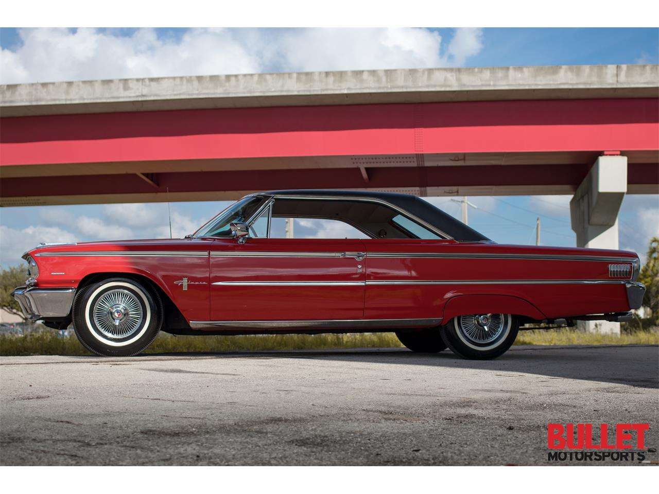 Large Picture of Classic '63 Ford Galaxie - M69S