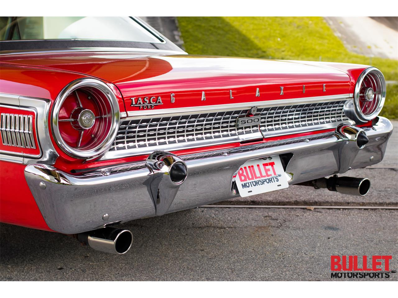 Large Picture of Classic 1963 Galaxie located in Fort Lauderdale Florida Offered by Bullet Motorsports Inc - M69S