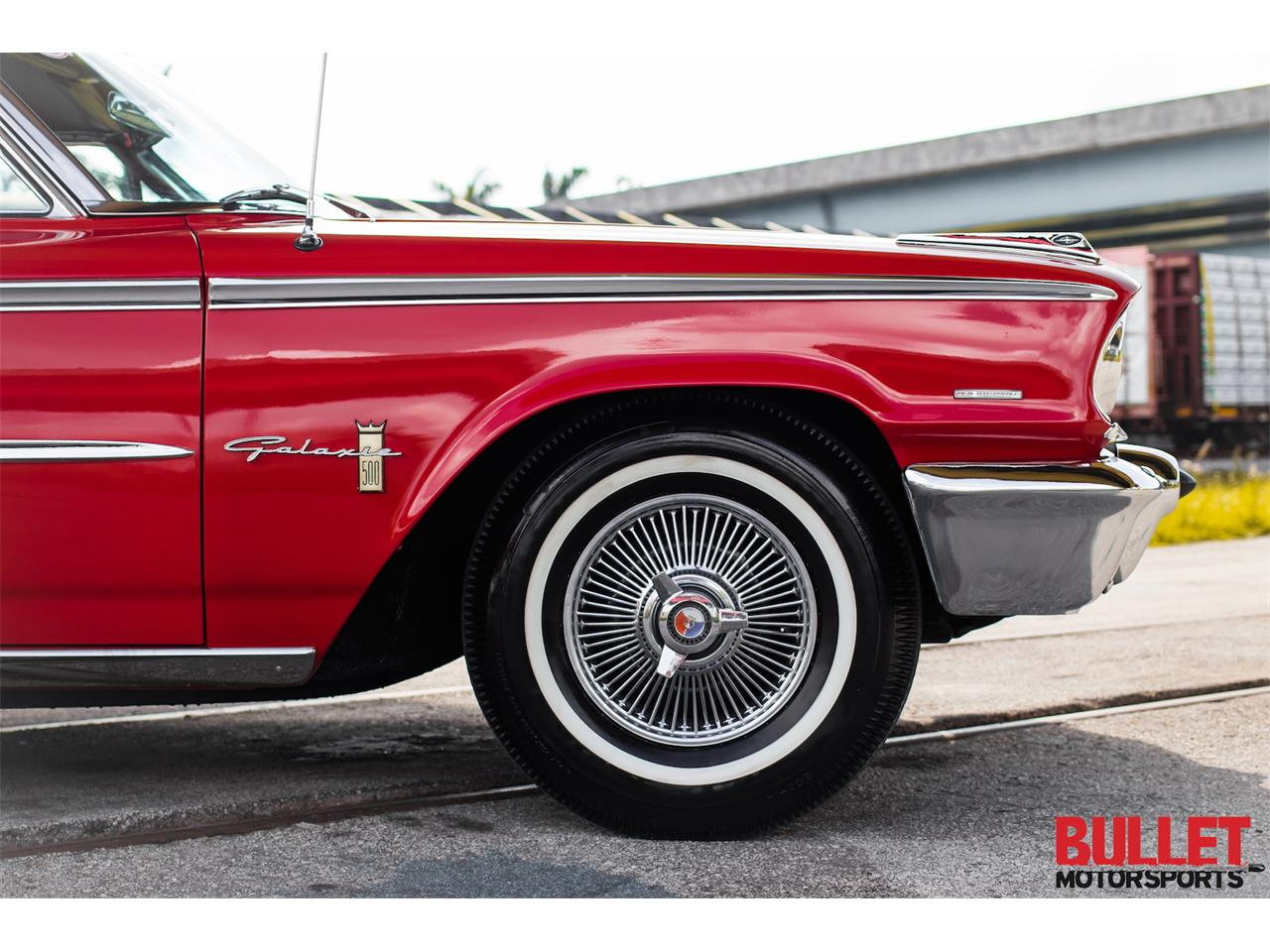 Large Picture of Classic '63 Ford Galaxie - $17,950.00 - M69S
