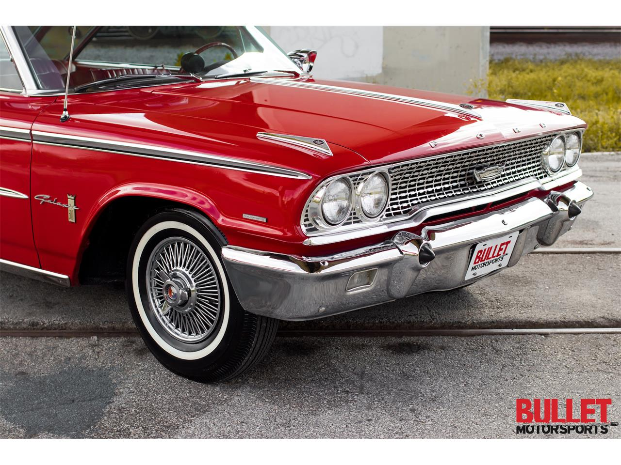 Large Picture of Classic '63 Ford Galaxie located in Florida - $17,950.00 Offered by Bullet Motorsports Inc - M69S