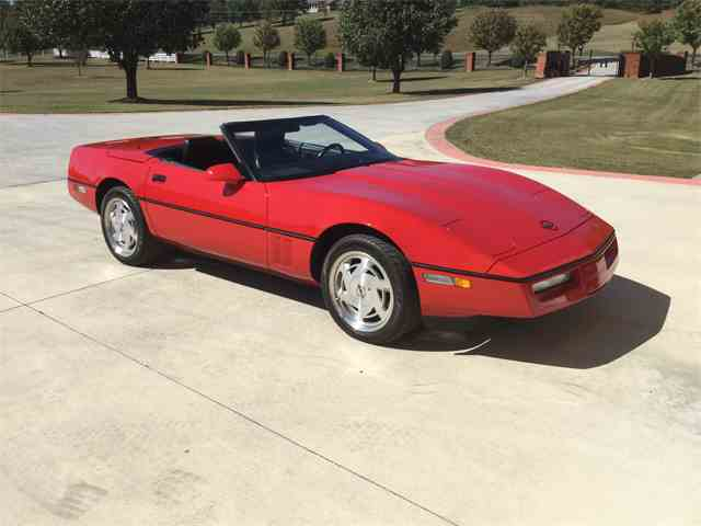 Picture of '89 Chevrolet Corvette located in TENNESSEE - $25,000.00 - M69U