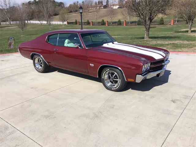 Picture of '70 Chevelle SS - M6A5
