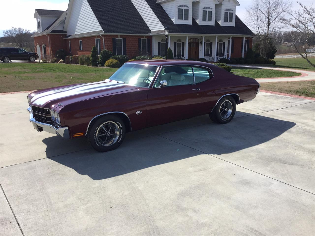 Large Picture of '70 Chevelle SS - M6A5
