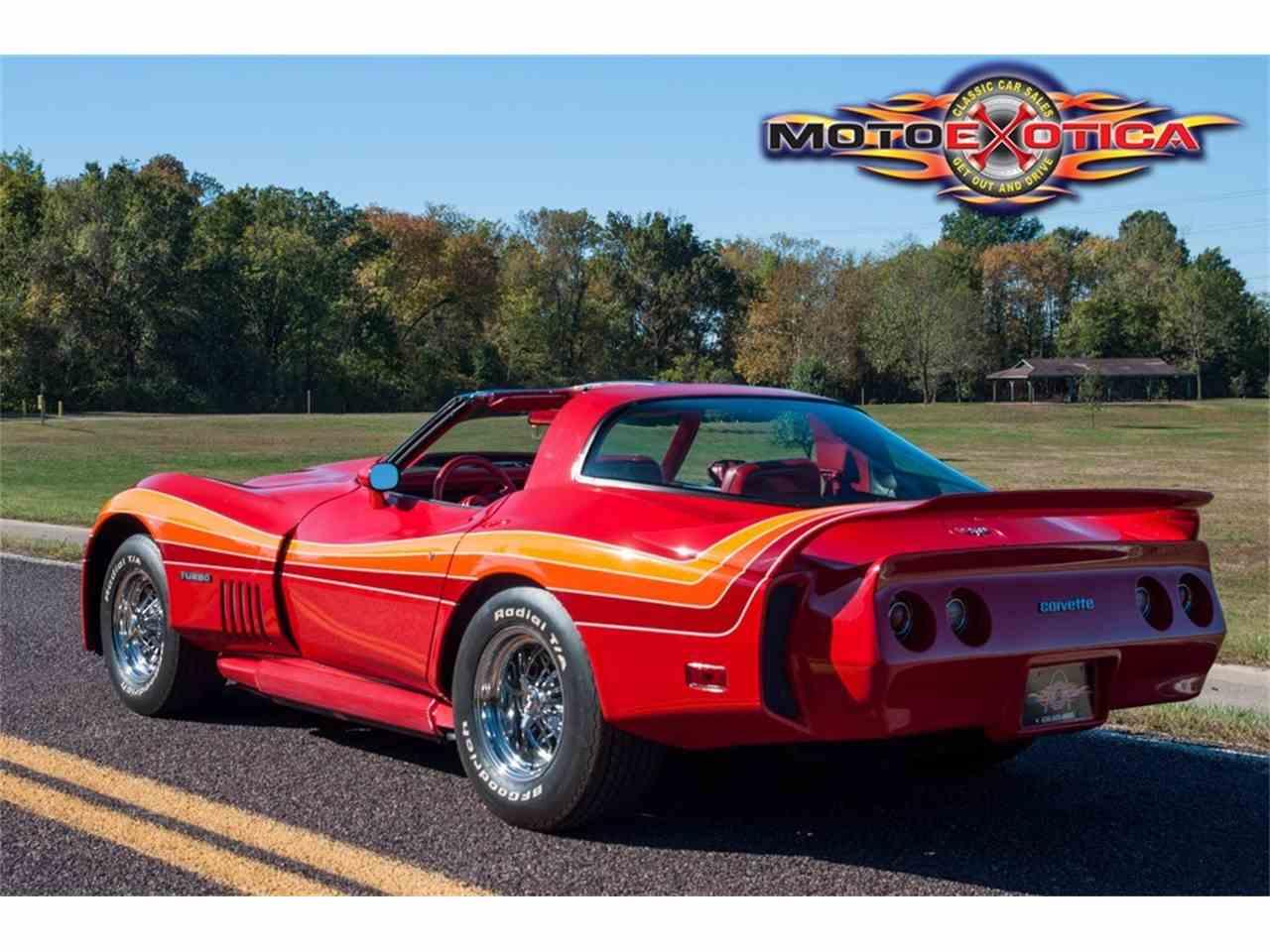 Large Picture of '78 Corvette - M6AE