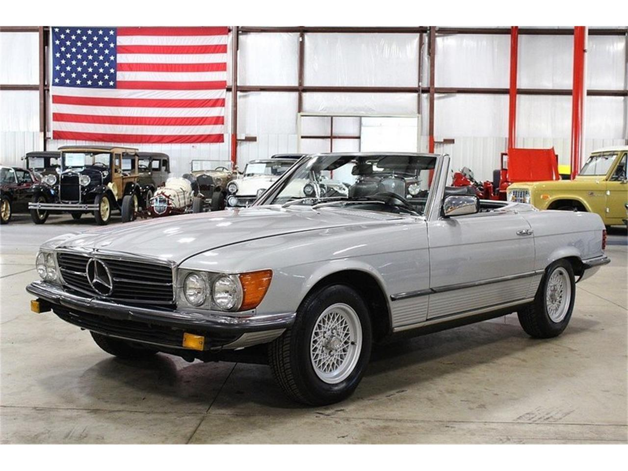 Large Picture of '80 450SL located in Michigan - $14,900.00 Offered by GR Auto Gallery - M6AJ