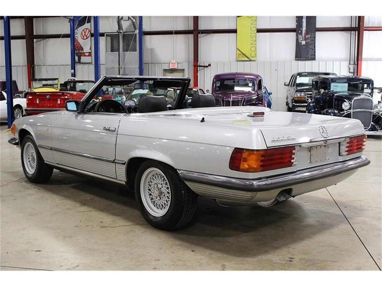 Large Picture of 1980 450SL - M6AJ