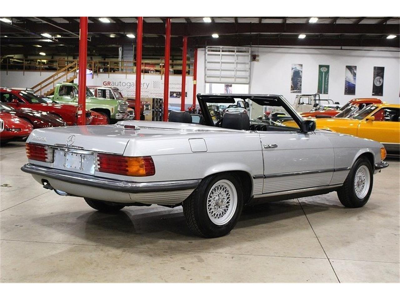 Large Picture of 1980 450SL located in Michigan - $14,900.00 - M6AJ