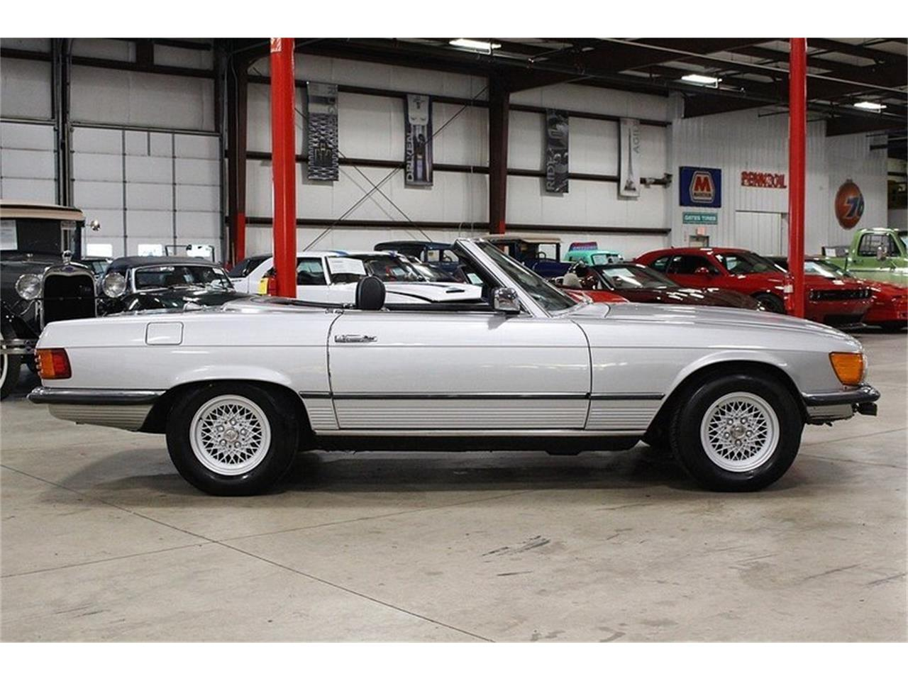 Large Picture of 1980 Mercedes-Benz 450SL located in Michigan - $14,900.00 - M6AJ