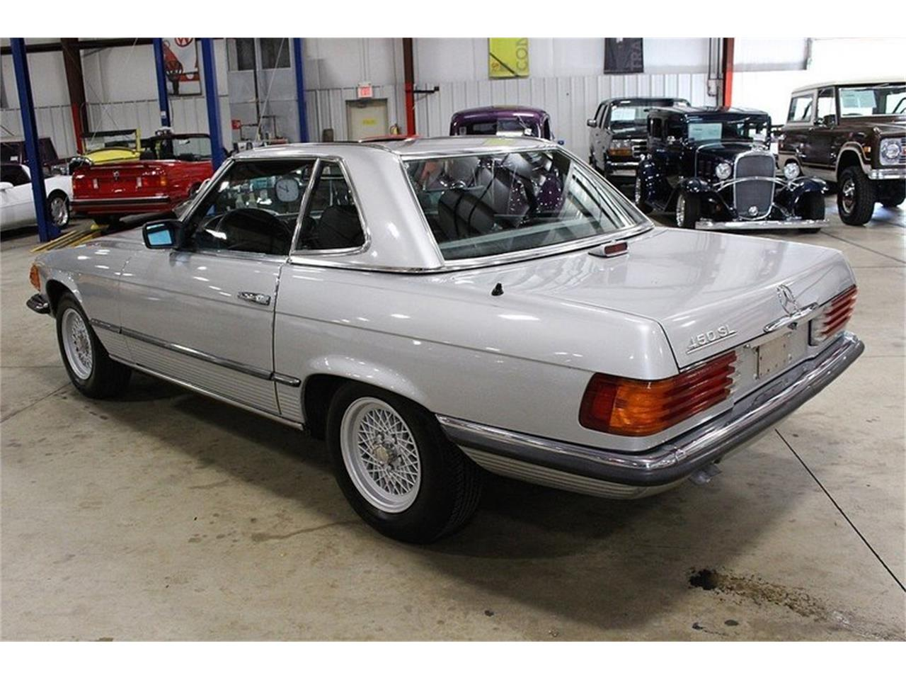 Large Picture of '80 Mercedes-Benz 450SL located in Kentwood Michigan Offered by GR Auto Gallery - M6AJ