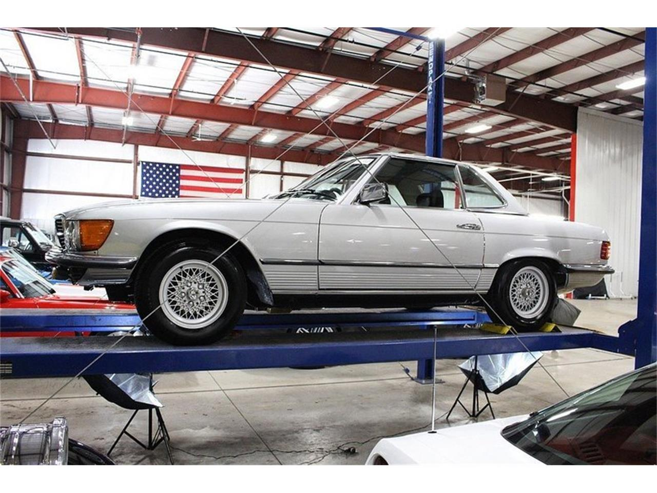 Large Picture of '80 450SL located in Michigan - M6AJ