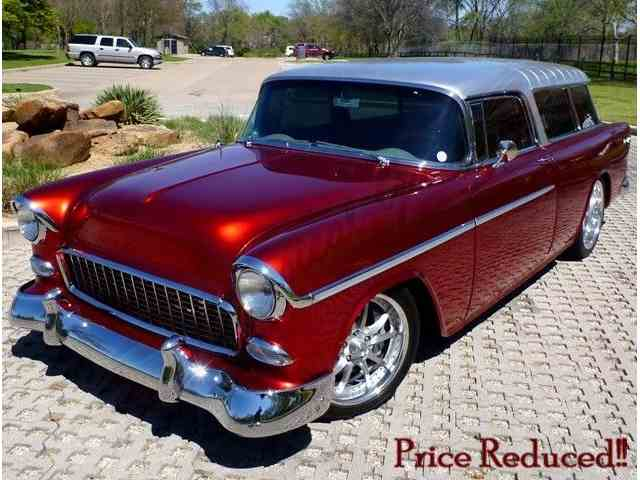 Picture of '55 Chevrolet Nomad - $165,000.00 - M6AR
