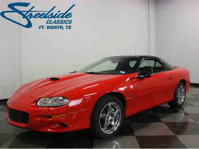 Picture of 1999 Camaro SS Z28 located in Ft Worth Texas - $19,995.00 - M6AZ