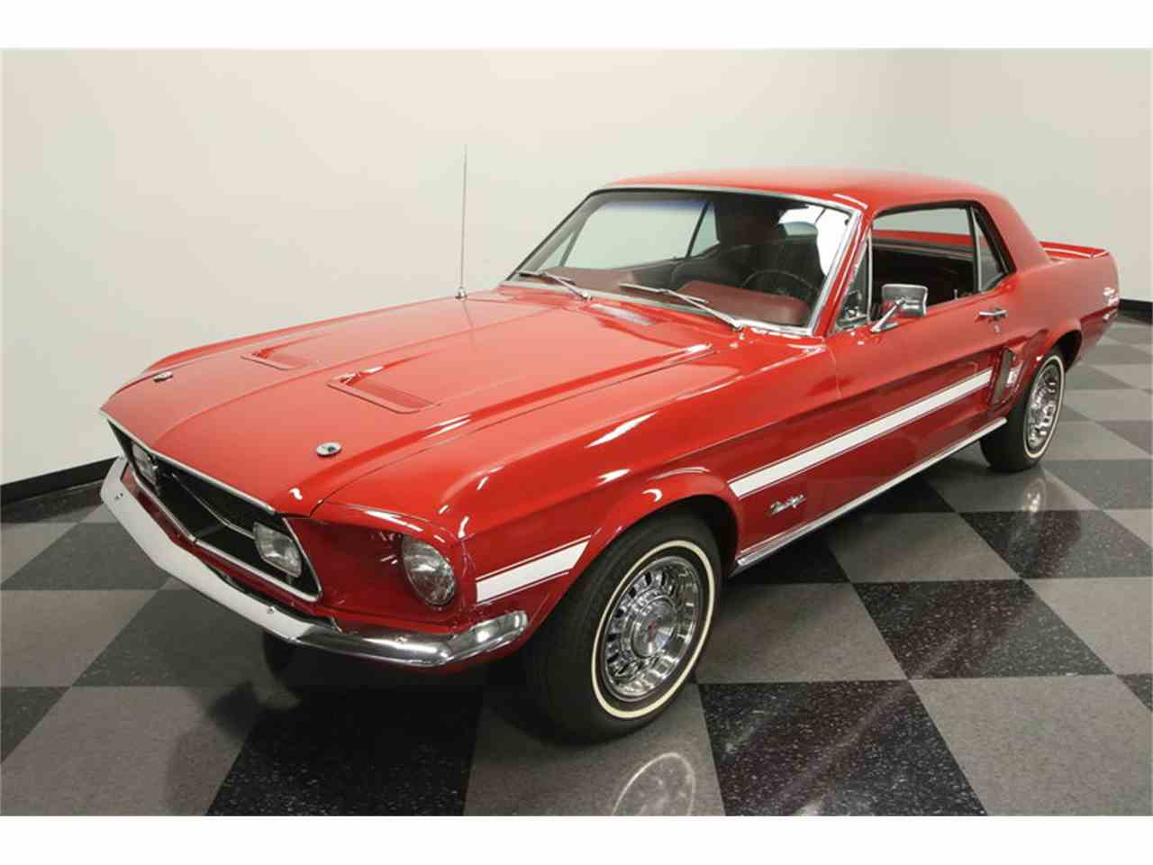 1968 ford mustang gt cs california special for sale cc 1034614. Black Bedroom Furniture Sets. Home Design Ideas