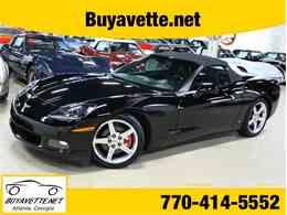 Picture of 2006 Chevrolet Corvette located in Georgia - $21,999.00 - M6BM