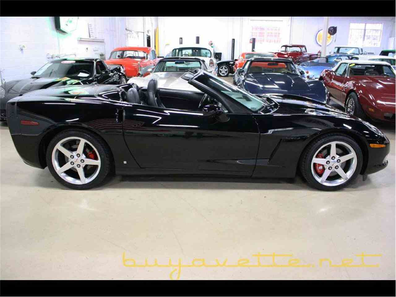 Large Picture of '06 Chevrolet Corvette located in Georgia Offered by Buyavette - M6BM