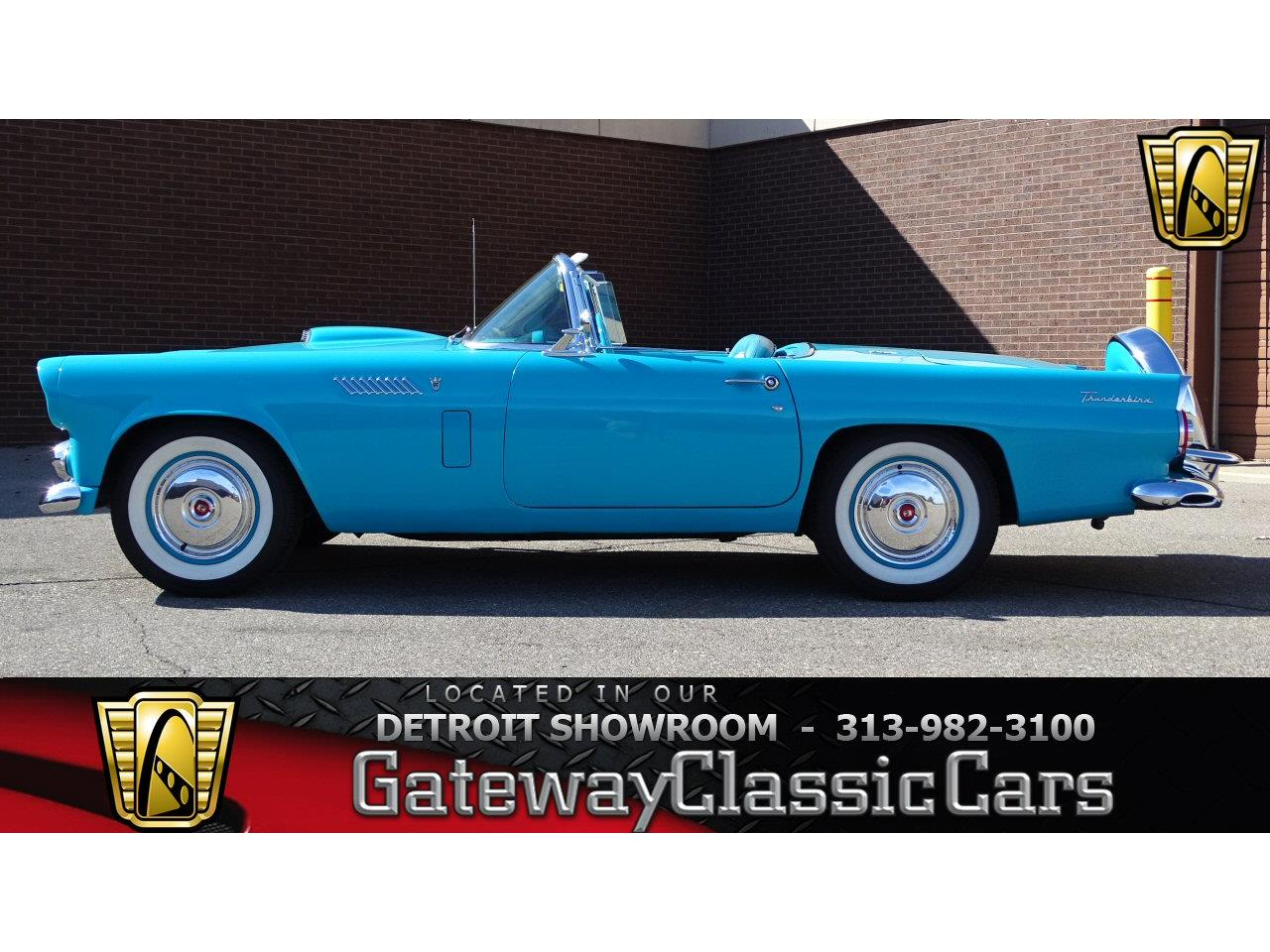 Large Picture of Classic 1956 Thunderbird located in Michigan - $34,995.00 Offered by Gateway Classic Cars - Detroit - M6BX