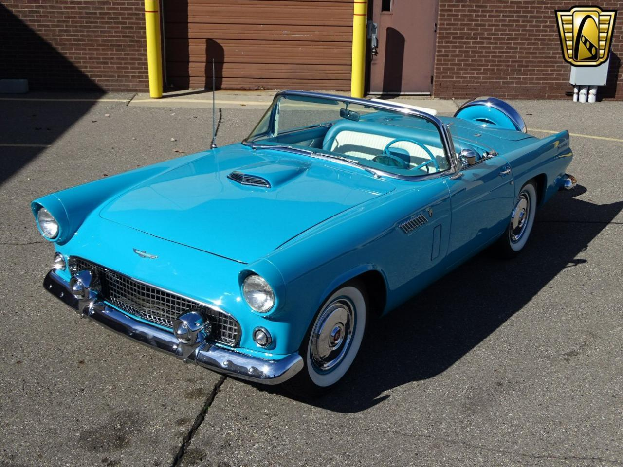 Large Picture of Classic '56 Ford Thunderbird Offered by Gateway Classic Cars - Detroit - M6BX
