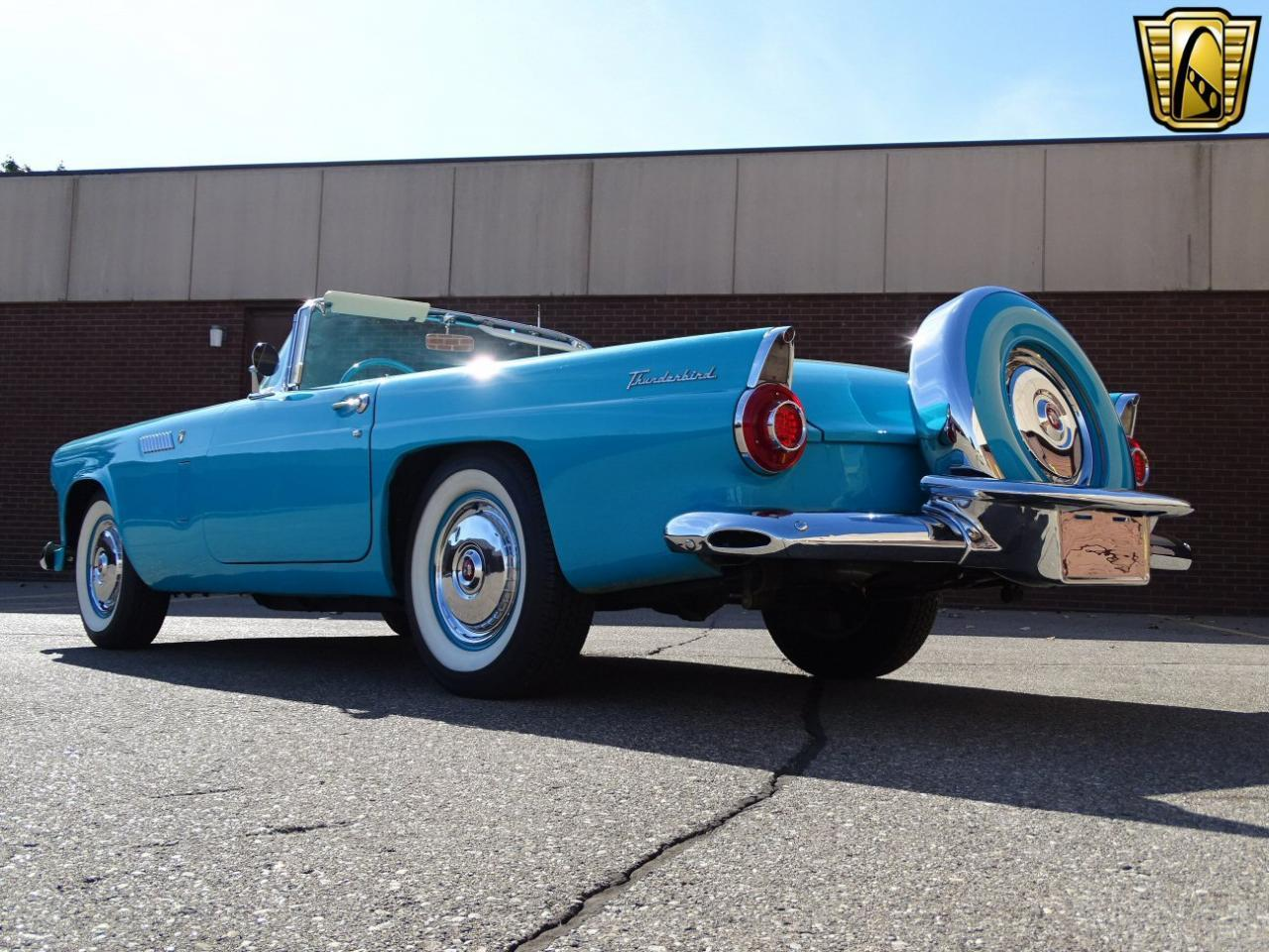 Large Picture of Classic '56 Thunderbird located in Michigan - $34,995.00 Offered by Gateway Classic Cars - Detroit - M6BX
