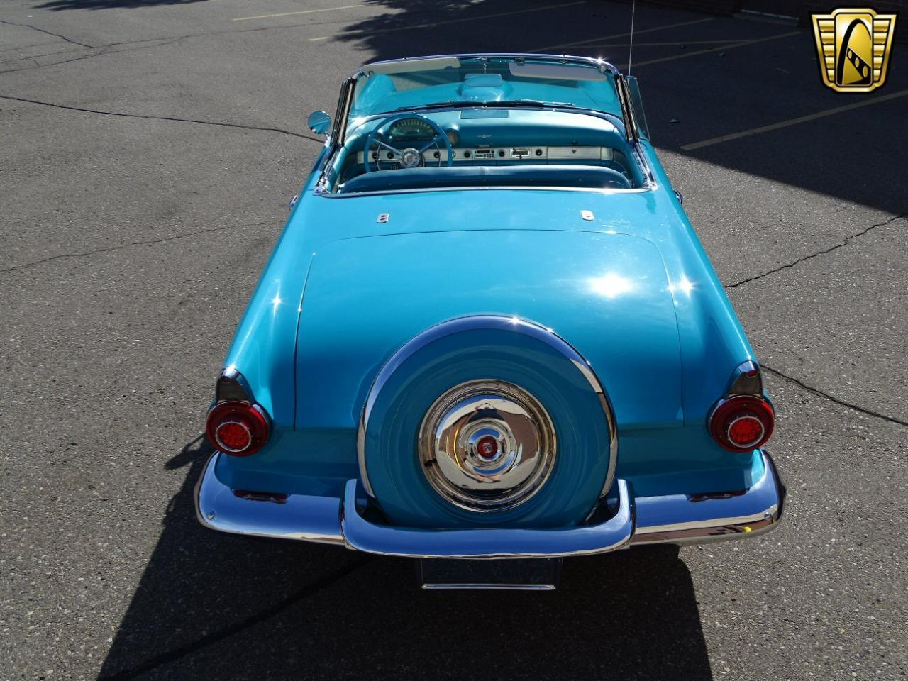 Large Picture of '56 Thunderbird Offered by Gateway Classic Cars - Detroit - M6BX