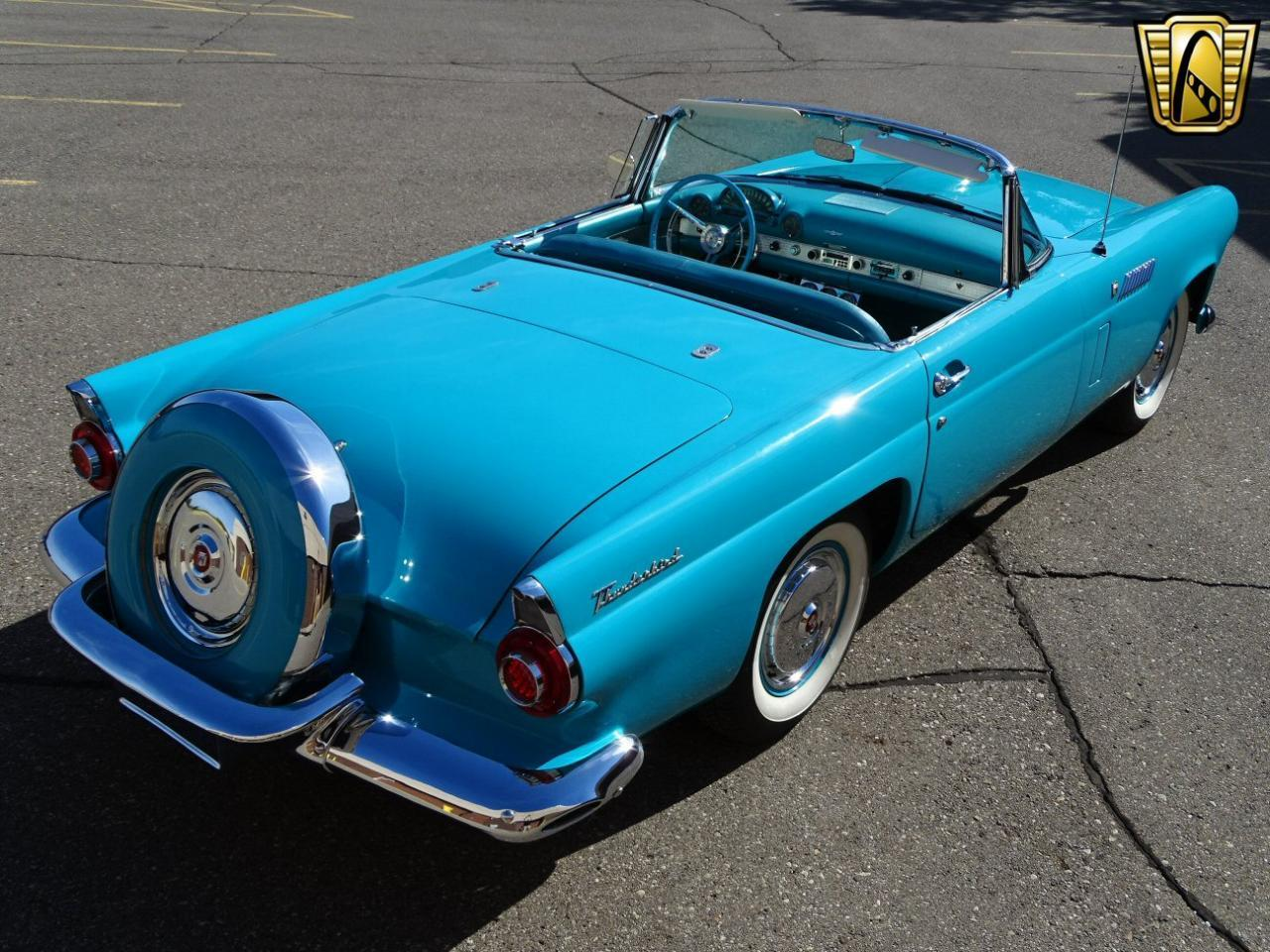 Large Picture of 1956 Thunderbird located in Michigan - $34,995.00 - M6BX