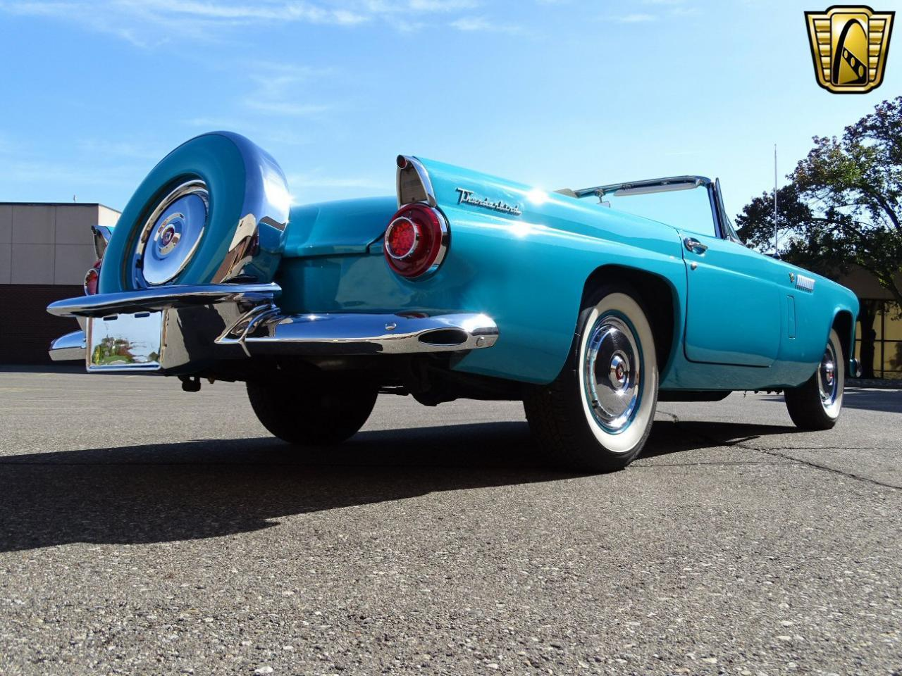 Large Picture of Classic 1956 Ford Thunderbird - $34,995.00 - M6BX