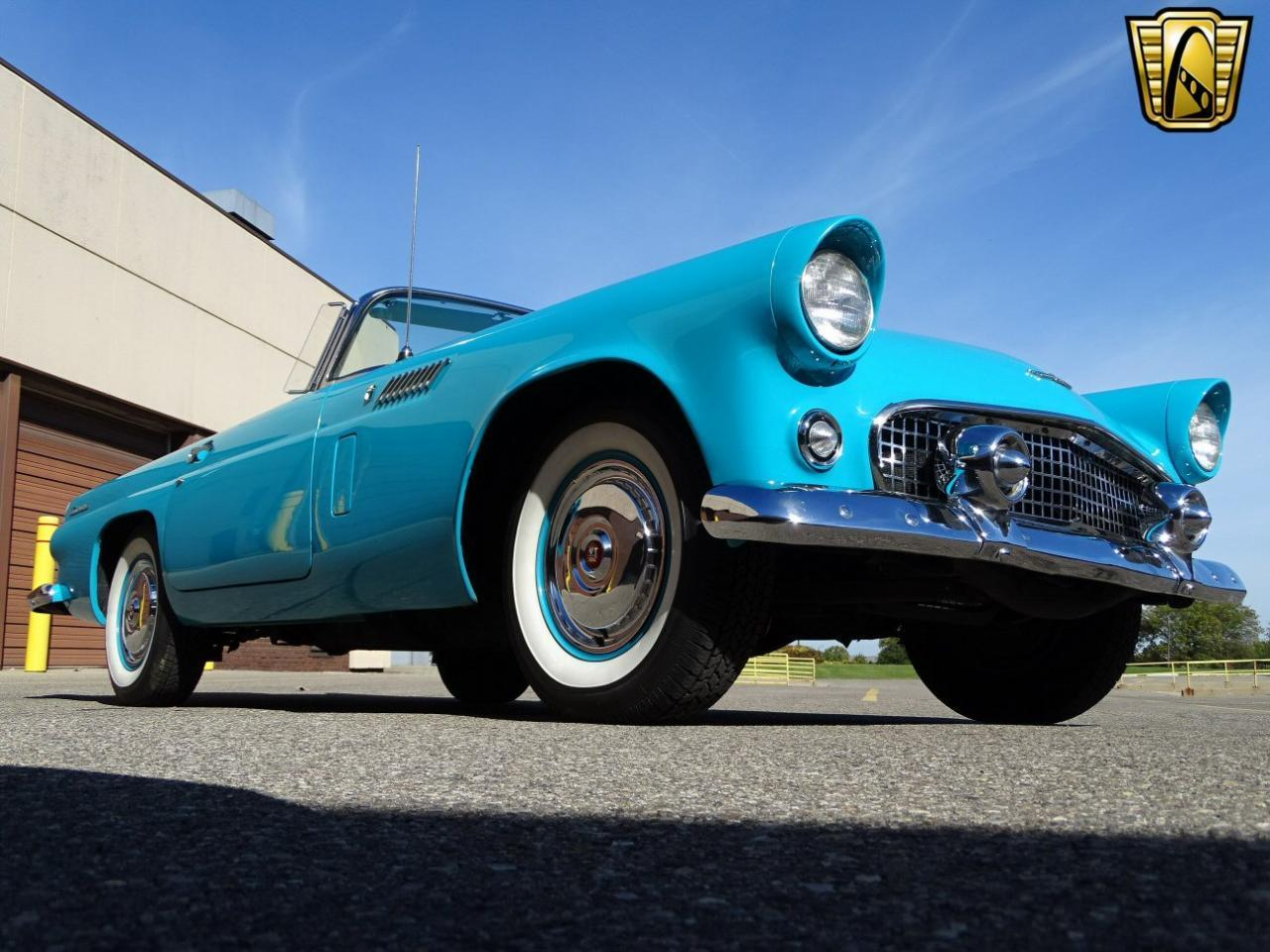 Large Picture of 1956 Thunderbird located in Dearborn Michigan Offered by Gateway Classic Cars - Detroit - M6BX