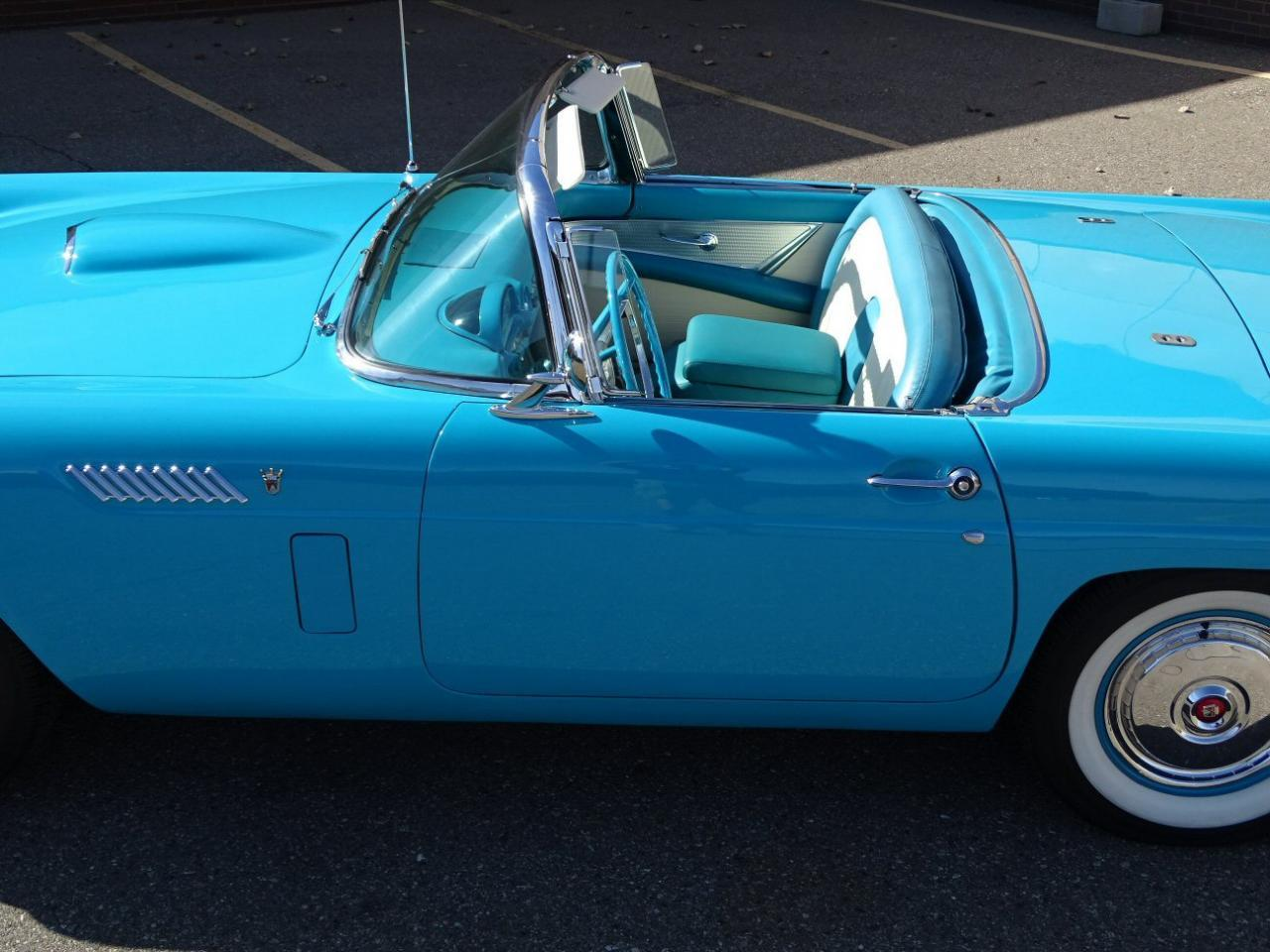 Large Picture of '56 Ford Thunderbird located in Michigan - M6BX