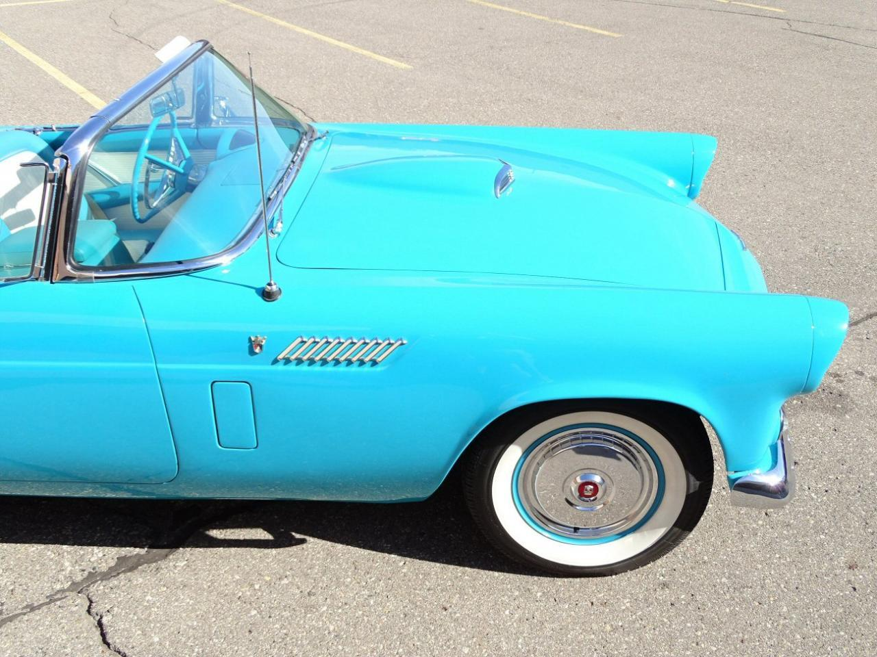 Large Picture of Classic 1956 Thunderbird Offered by Gateway Classic Cars - Detroit - M6BX