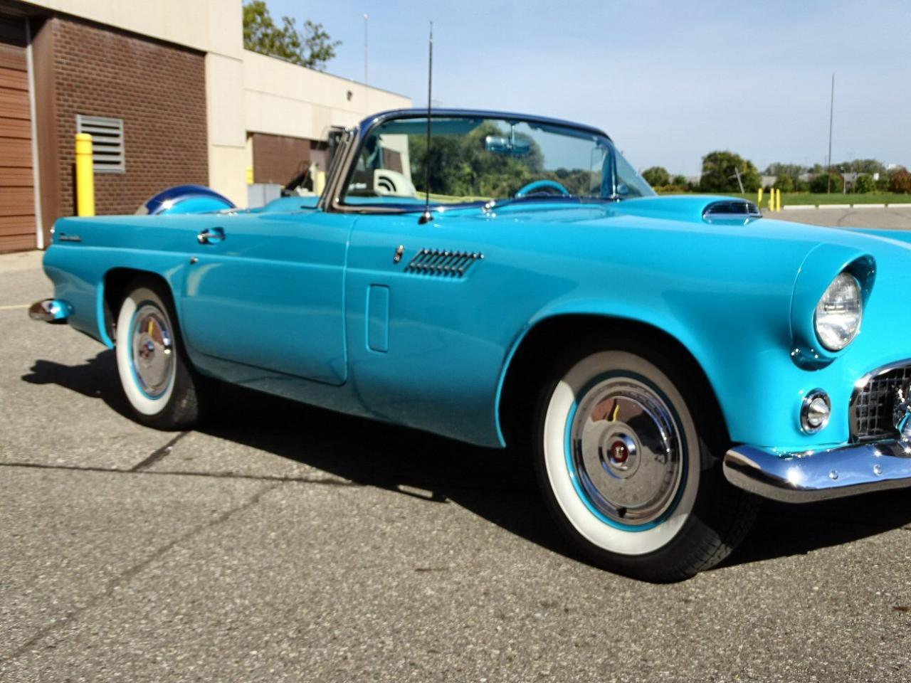 Large Picture of '56 Ford Thunderbird located in Dearborn Michigan - $34,995.00 - M6BX