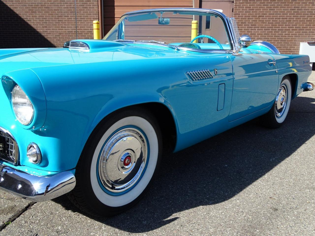 Large Picture of Classic 1956 Thunderbird located in Michigan Offered by Gateway Classic Cars - Detroit - M6BX