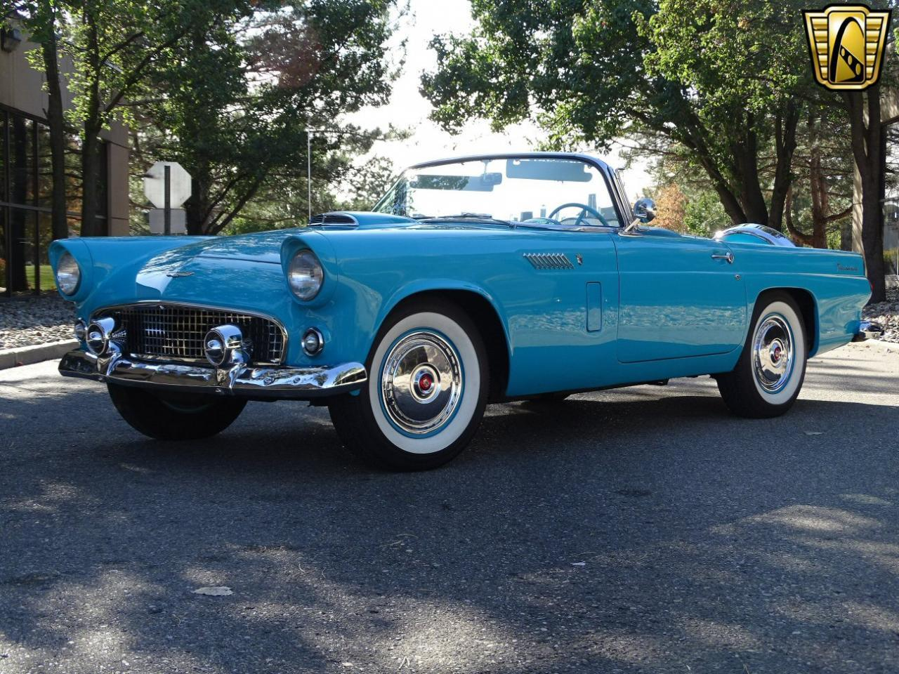 Large Picture of 1956 Thunderbird Offered by Gateway Classic Cars - Detroit - M6BX
