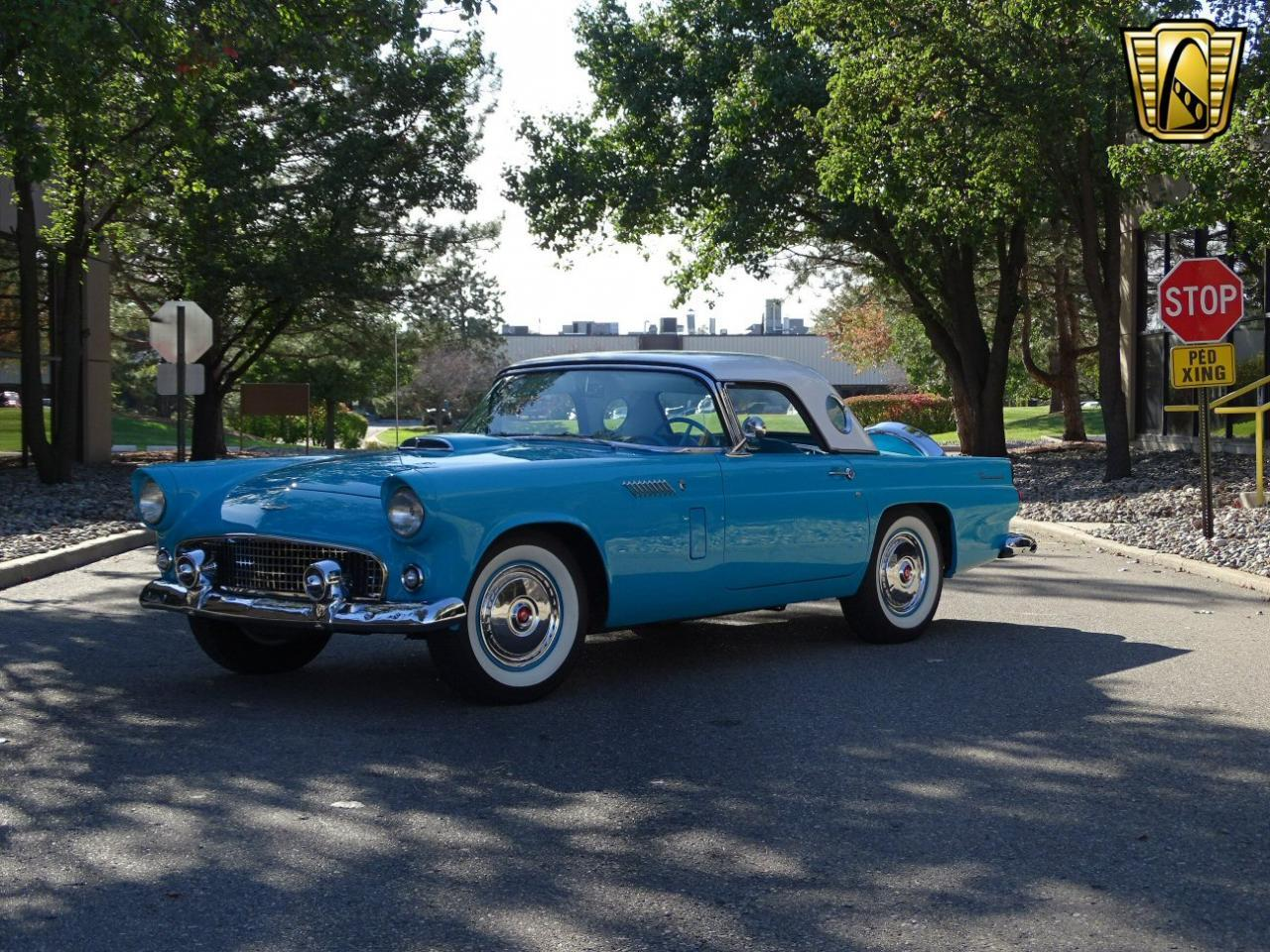 Large Picture of 1956 Ford Thunderbird - $34,995.00 Offered by Gateway Classic Cars - Detroit - M6BX