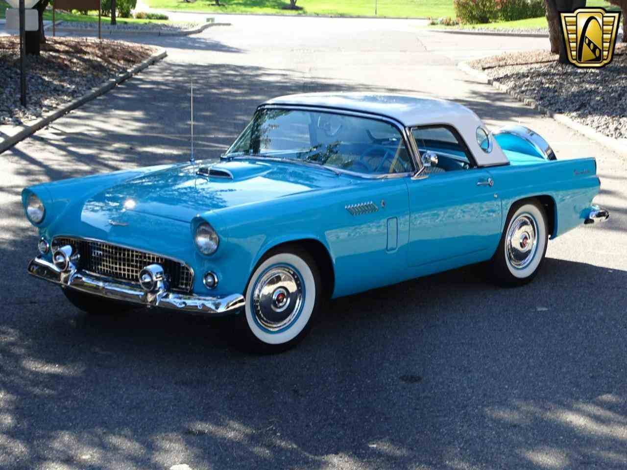 Large Picture of '56 Thunderbird - M6BX
