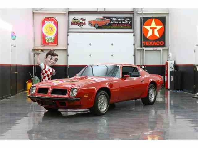 Picture of '74 Firebird - M6D2