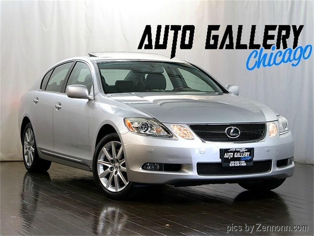 Large Picture of 2007 GS300 located in Illinois - $11,990.00 Offered by Auto Gallery Chicago - M6DE
