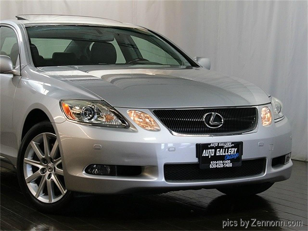 Large Picture of '07 GS300 located in Illinois - $11,990.00 Offered by Auto Gallery Chicago - M6DE