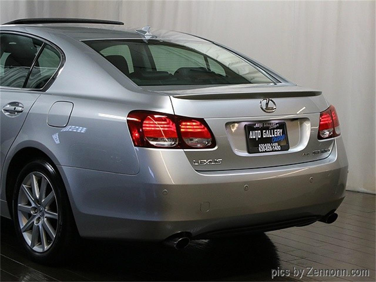 Large Picture of '07 Lexus GS300 Offered by Auto Gallery Chicago - M6DE