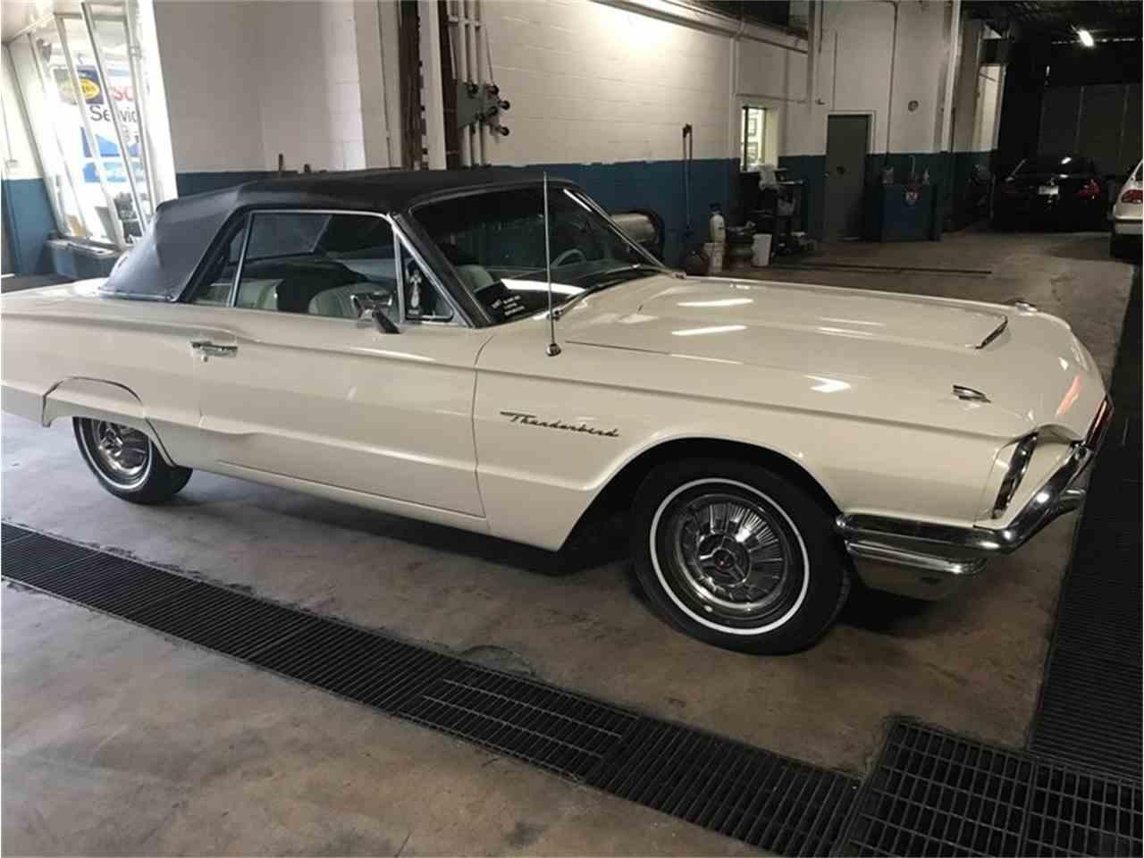 1964 Ford Thunderbird for Sale | ClassicCars.com | CC-1034695