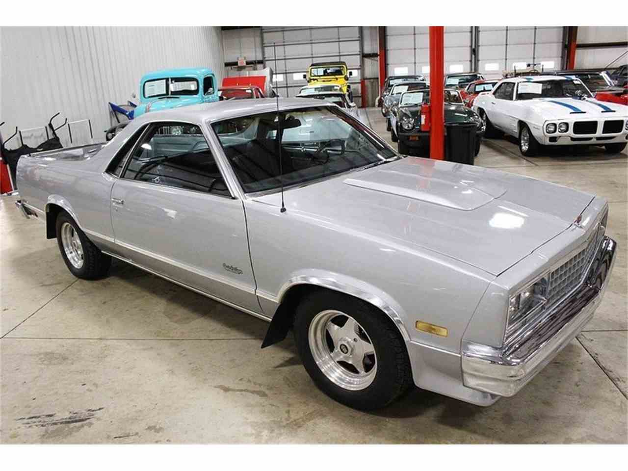 Large Picture of '85 El Camino - M6EY