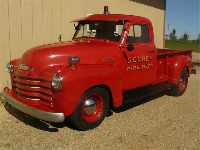 Picture of '51 Chevrolet Pickup Offered by a Private Seller - M6F1