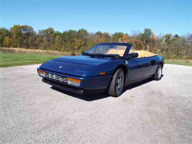 Picture of '91 Mondial - M6F5