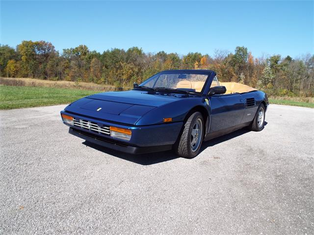 Picture of 1991 Mondial Offered by a Private Seller - M6F5