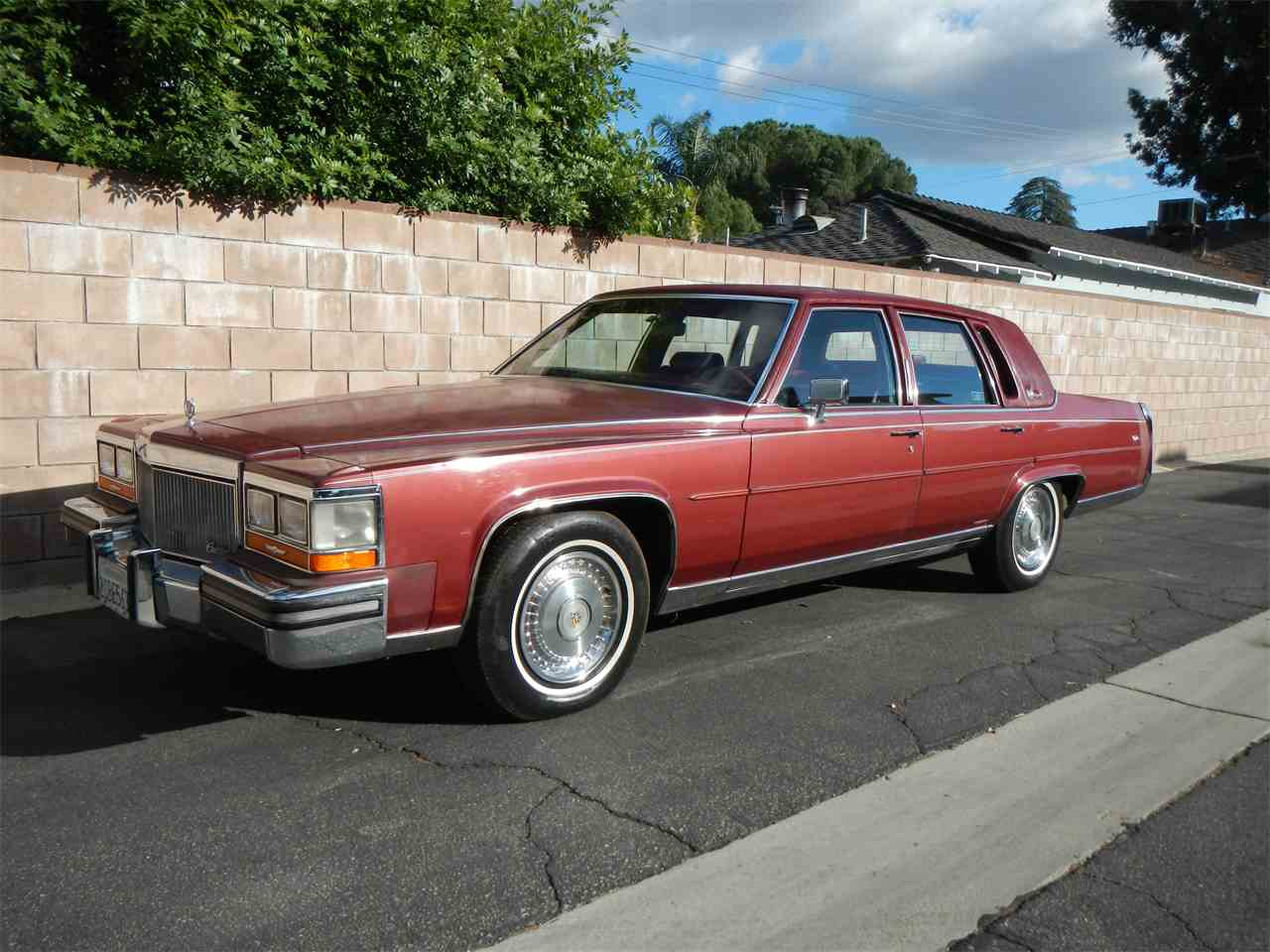 1989 Cadillac Brougham for Sale | ClicCars.com | CC-1034767