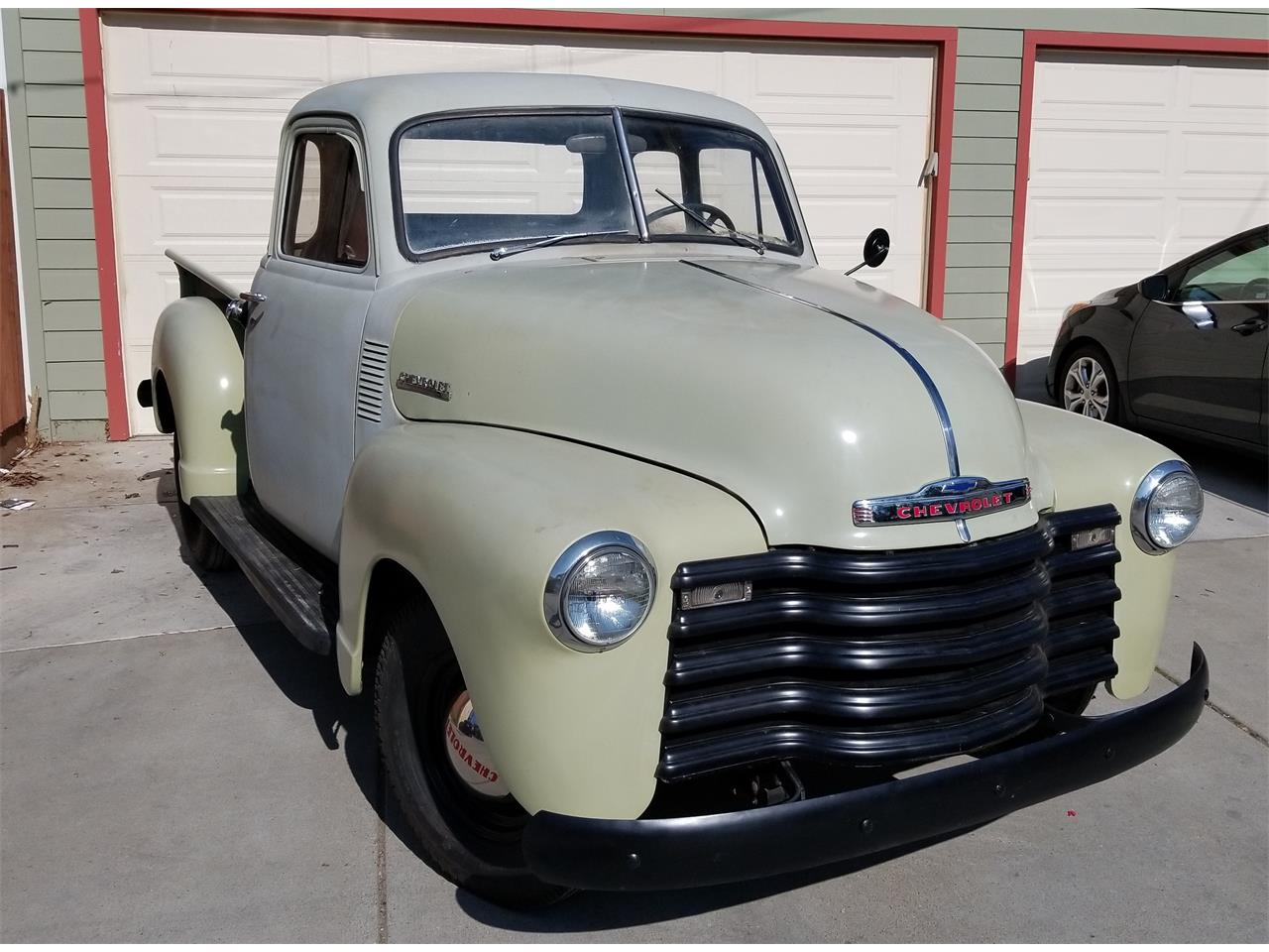 1951 Chevrolet 5 Window Pickup For Sale Cc 1034773 Truck Large Picture Of 51 M6fp