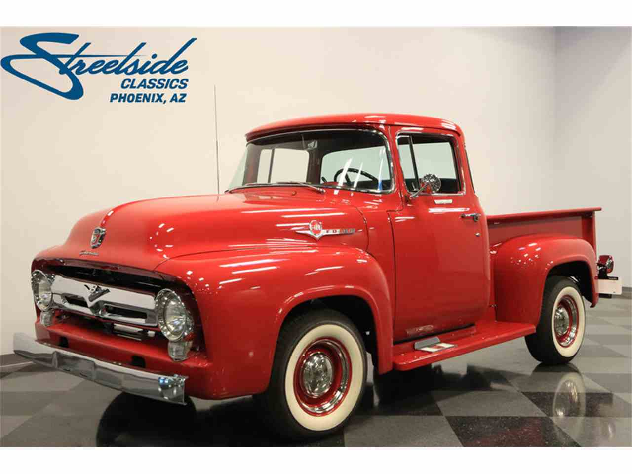 Large Picture of Classic 1956 F100 located in Arizona - $66,995.00 Offered by Streetside Classics - Phoenix - M6G9