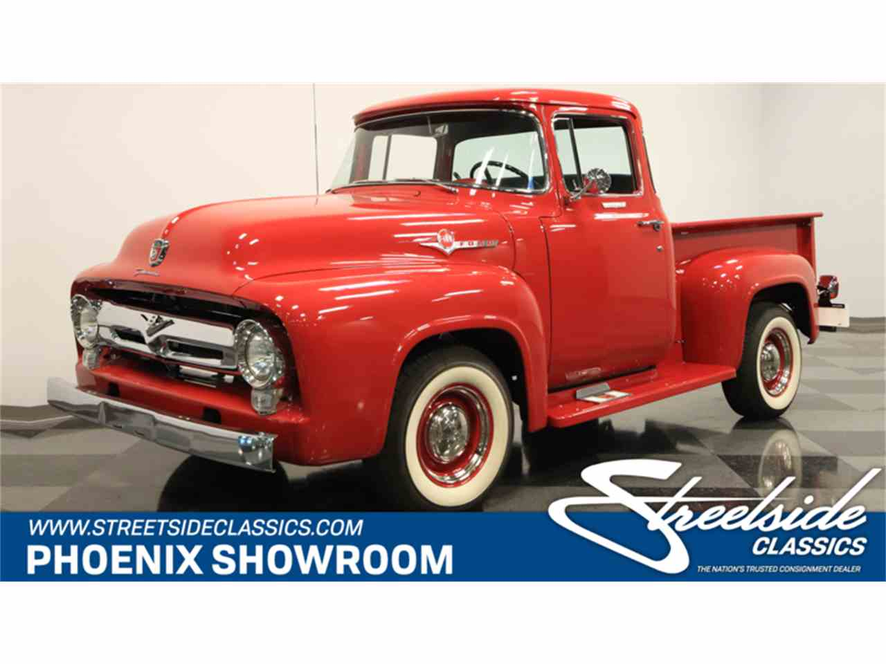 Large Picture of Classic '56 Ford F100 - $66,995.00 Offered by Streetside Classics - Phoenix - M6G9
