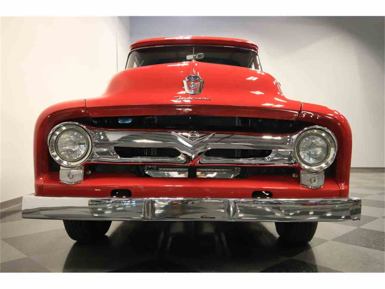Large Picture of Classic '56 Ford F100 located in Mesa Arizona - $66,995.00 Offered by Streetside Classics - Phoenix - M6G9