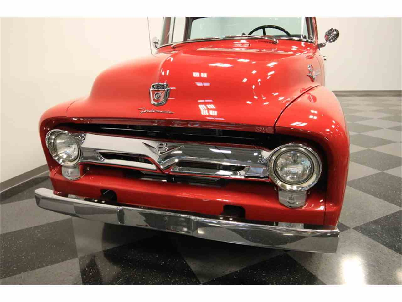Large Picture of Classic '56 F100 - $66,995.00 Offered by Streetside Classics - Phoenix - M6G9
