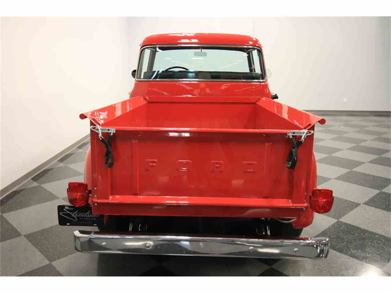 Large Picture of Classic 1956 Ford F100 located in Arizona Offered by Streetside Classics - Phoenix - M6G9